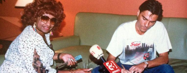Celia Cruz - NY Antena3