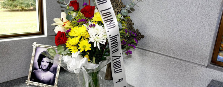 Panteón Celia Cruz - Cementerio Woodlawn (Bronx)