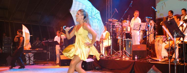 Baile - Festival de Salsa 2005