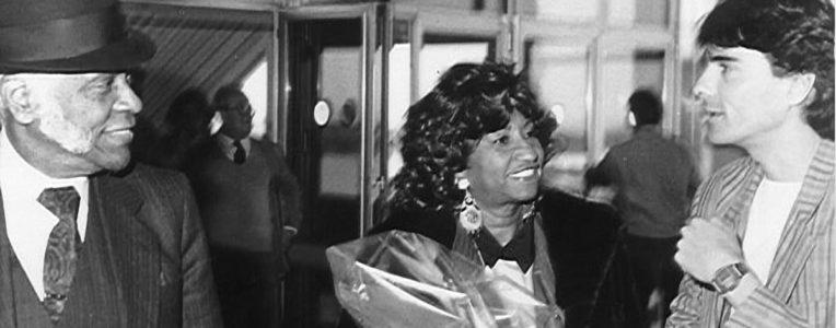 Celia Cruz & Pedro Knight - Tenerife 1987
