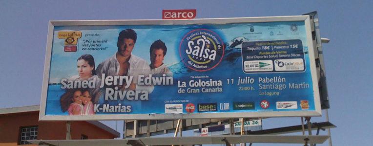 Festival Salsa - Hermanos Rivera