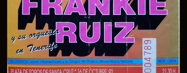Frankie Ruiz - Plza Toros SC Tfe