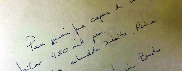 Libro Guinnes Celia Cruz