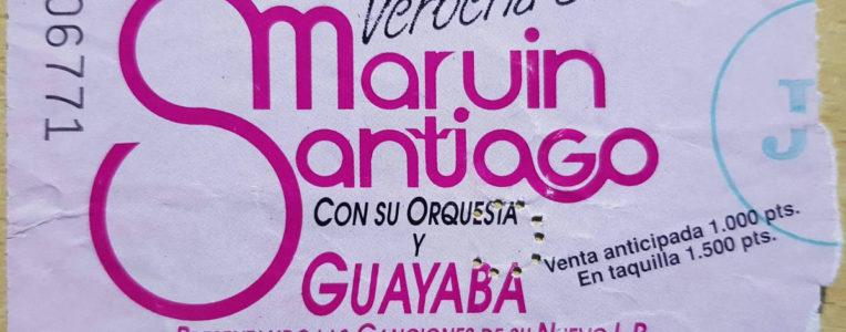 Marvin Santiago & Guayaba - Plza Toros SC Tfe