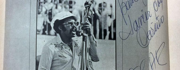 Oscar D´Leon 1986