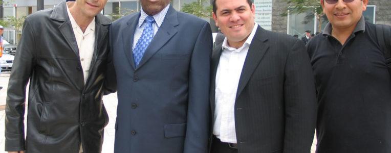 Pedro Knight - Omer Pardillo - José Luis Salvatierra (Calle Celia Cruz - Tenerife)