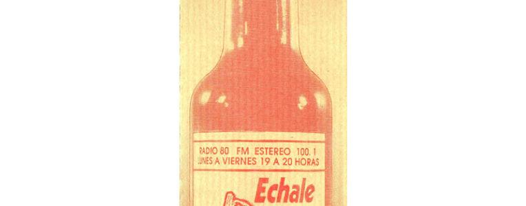 Radio 80 - Échale Salsita