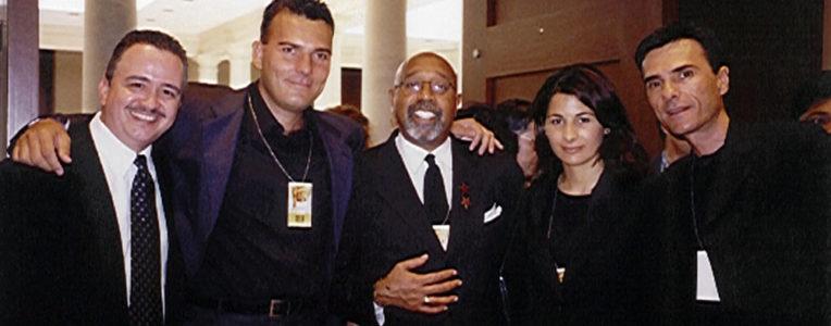 Ray Sepulveda - Carlos Zerolo - Ralph Mercado - Nuria Ramos (NY 2003)