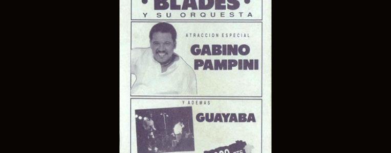 Roberto Blades - A3 Échale Salsita